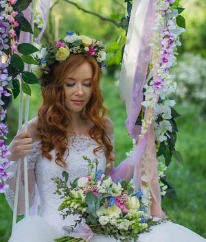 свадьба, букет невесты, цветочный дизайн
