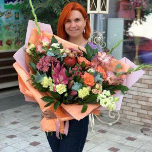 цветы, букеты,цветочный дизайн