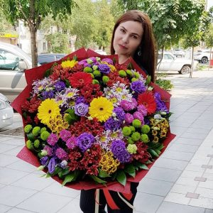 цветы в махачкале, цветы, букеты
