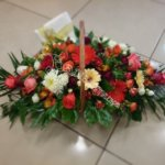 красивые корзины, цветочные корзины, плетение корзины