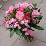 свадьба, свадебный букет, цветы