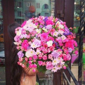 букеты, доставка цветов, свадебный букет