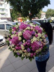 подарить букет, букет девушке, цветы в махачкале, доставка цветов