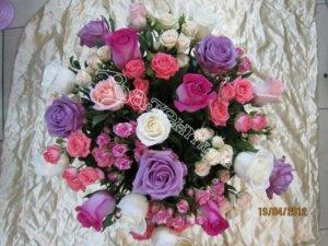 свадебный букет, букет невесты, подарить цветы, букеты, доставка цветов