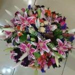 букет девушке, цветы в махачкале. доставка цветов