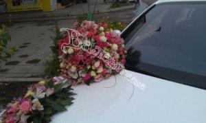 букет девушке, цветы в махачкале. свадебный букет