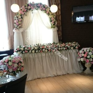 цветочный дизайн,оформление банкетных залов,свадьба