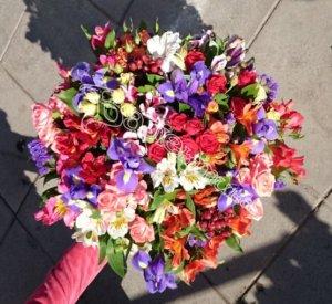 букет невесты, подарить цветы, цветы в подарок, купить цветы, свадьба