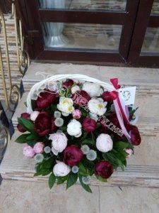цветочный дизайн,цветочные корзины, дизайн корзин