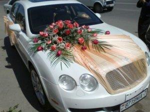 оформление машин, цветочный дизайн, оформление свадебного кортежа, оформление свадебных машин