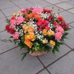 цветочные корзины, дизайн корзин, плетёные корзины, плетение корзины