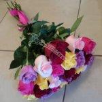 букет девушке, цветы в махачкале, букеты