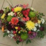 цветочный дизайн,плетение корзины, корзины под цветы