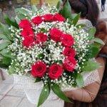 доставка цветов, букет девушке,цветы в Махачкале