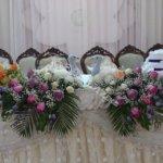 банкетные залы, оформление банкетных залов, цветочный дизайн