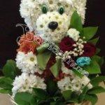 цветы,оригинальный подарок, цветочный дизайн