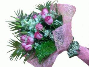 цветы, букеты, букет девушке