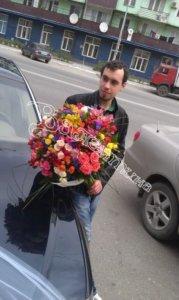цветы, букеты, подарить букет