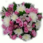 букет невесты, подарить цветы, цветы в подарок, купить цветы