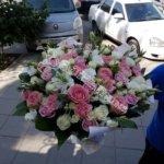 доставка цветов, свадьба, свадебный букет, букет невесты, цветы в подарок