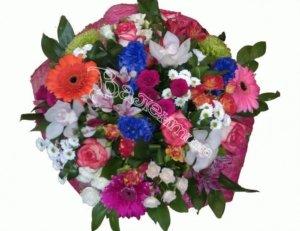 свадебный букет, букет невесты, цветы в махачкале