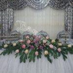 банкетные залы,цветочный дизайн, оформление помещений