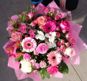 букет невесты, подарить цветы, купить цветы