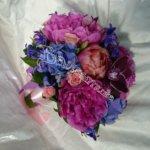 букет невесты, букеты, доставка цветов
