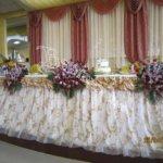 банкетные залы, цветочный дизайн, оформление залов