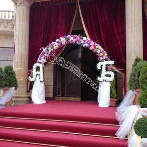 банкетные залы, цветочный дизайн, свадьба