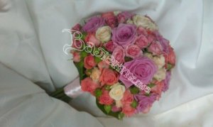 свадьба, букет невесты, цветы в Махачкале