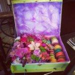 цветочные корзины, дизайн корзин, цветочный дизайн
