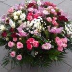 цветочный дизайн,плетёные корзины,цветочные корзины,