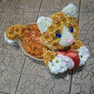 оригинальные игрушки,цветы,цветочный дизайн