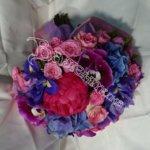 букет девушке, цветы, подарить букет