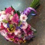 букеты, цветы, букет невесты