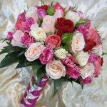 букет невесты,доставка цветов, свадьба