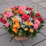 цветочный дизайн,плетение корзины, корзины под цветы,