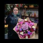 цветы в подарок, купить букет, букет девушке, цветы