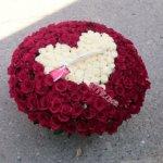 цветочные корзины,оформление корзин,цветочный дизайн