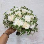 свадебный букет, букет невесты, купить цветы
