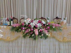 цветочный дизайн, оформление банкетных залов, оформление помещений