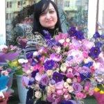 букет невесты, цветы в подарок, купить букет
