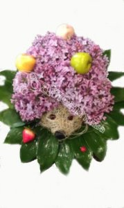 цветочный дизайн,цветы, оригинальный подарок,
