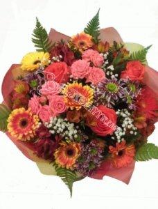 букет невесты, цветы в подарок, купить букет, подарить букет