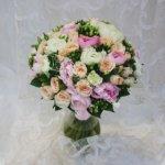 цветы, свадьба, букет невесты