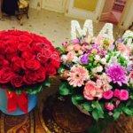 красивые корзины, цветочные корзины, дизайн корзин