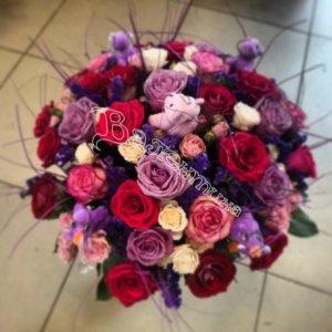свадебный букет, букет невесты, доставка цветов
