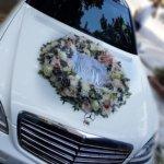 свадьба, машины на свадьбу,оформление машин