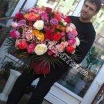 доставка цветов, купить букет, цветы в махачкале